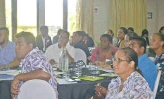 Pacific Youths Discuss Policy Dynamics