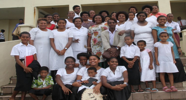 Tamavua Ends Week Of Evangelism