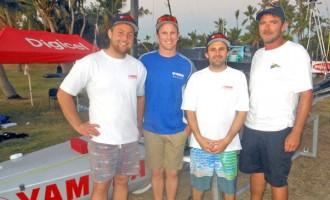 Team Yahama Leads