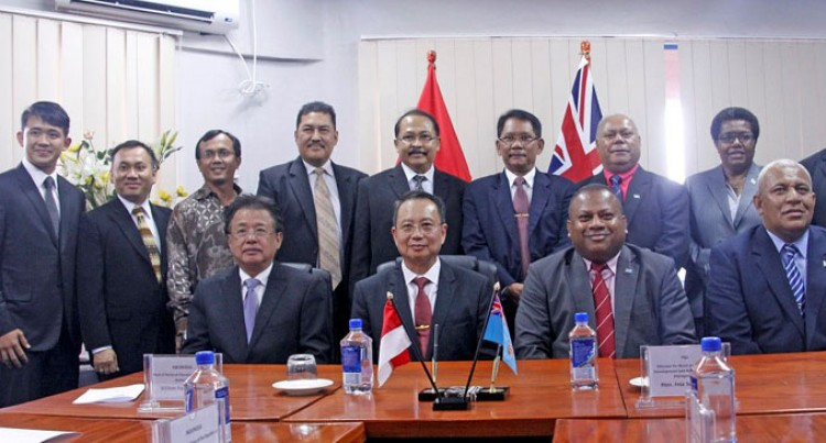 Fiji, Indonesia Sign Disaster Management Deal