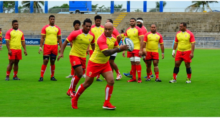 Tongans Are Ready: Latu