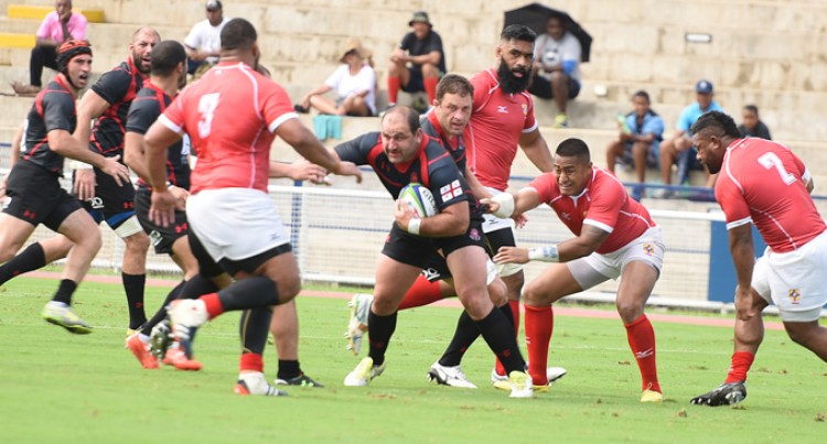 Silly Mistakes Disappoint Tongan Captain