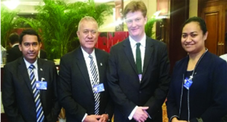 Moves for Fiji To Become Full Member Of Asian Infrastructure Investment Bank
