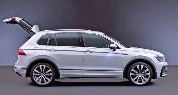 Tiguan – Made with performance in mind