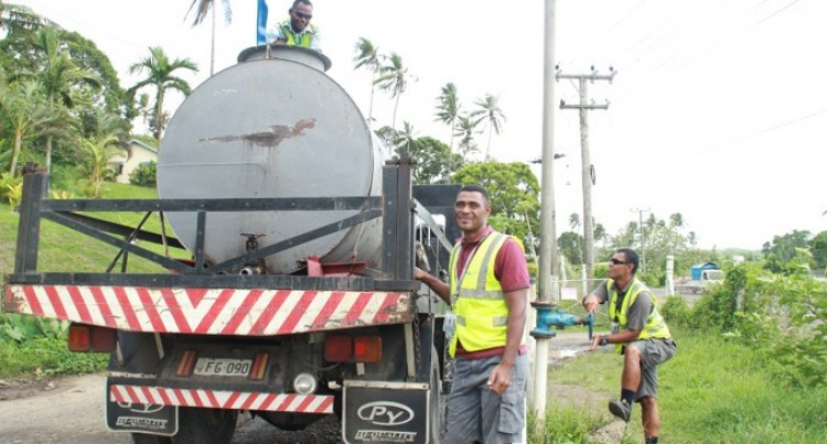 Water Carting On The Rise In West Areas