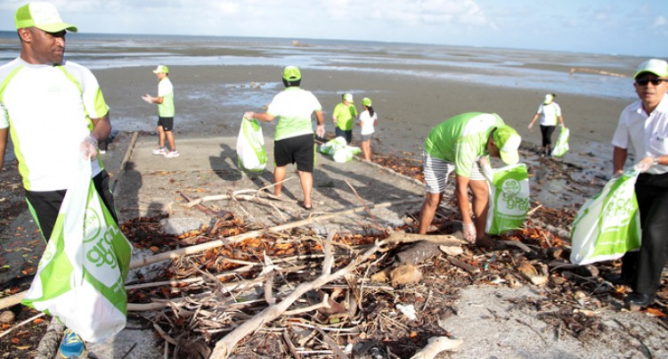 BSP, US Embassy Staff  Mark World Ocean Day