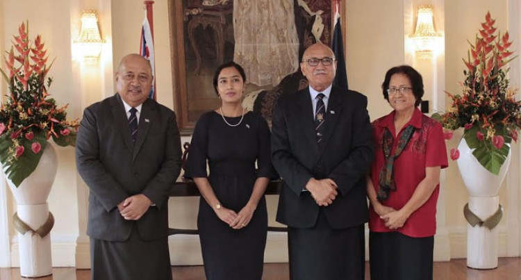 High Commissioner To India Commissioned