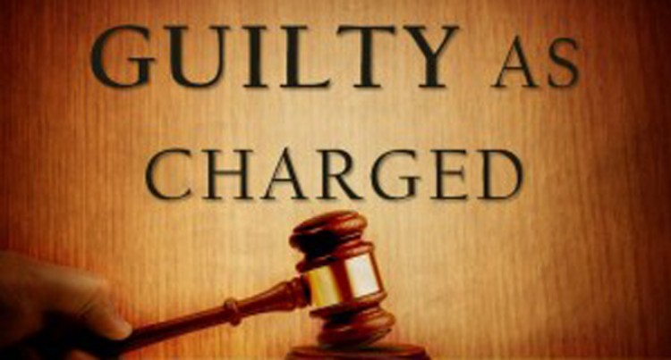 Robbery Accused Pleads Guilty