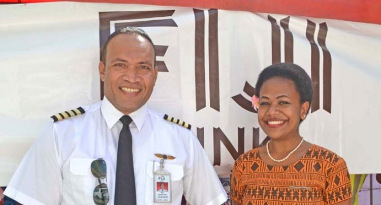 Fiji Link Wonderful Company, Says A Top Pilot
