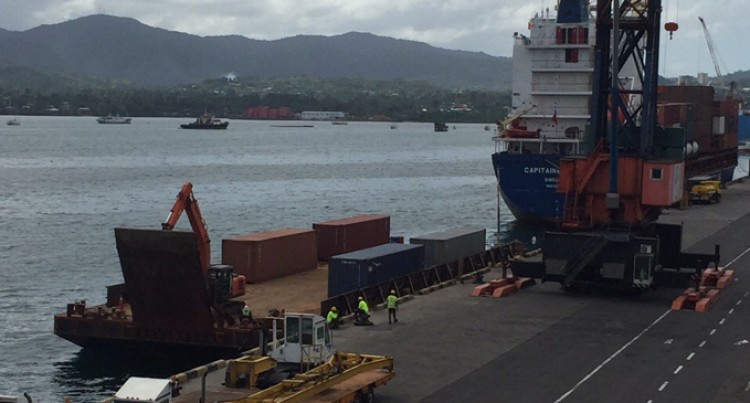 Fiji Ports Terminal: Barge Best Option For Now