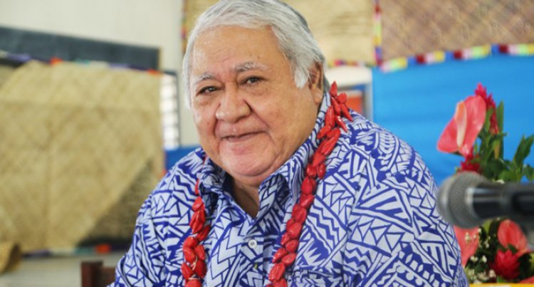 One Voice on Climate Change: Samoan PM