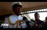 Interview With Rear Admiral Viliame Naupoto at Inauguration Ceremony