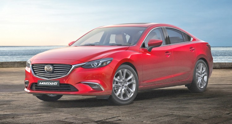 Mazda6 Will Excite Your Imagination