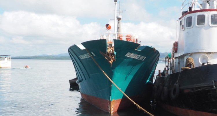 MSAF Clears Inter Island Vessel