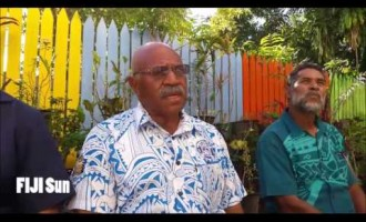 New SODELPA Leader, Sitiveni Rabuka