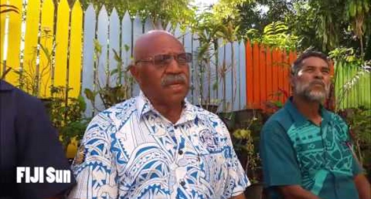 New SODELPA Leader, Sitiveni Rabuka