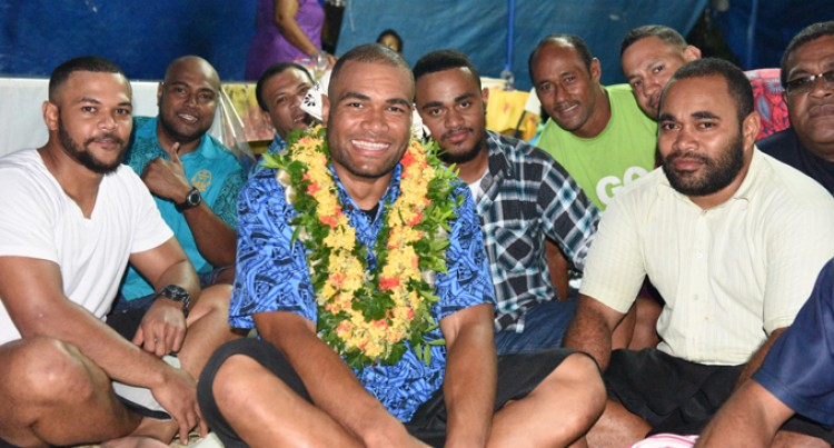 Two Good Scrums, Super Subs Turn Game Into Fiji's Favour