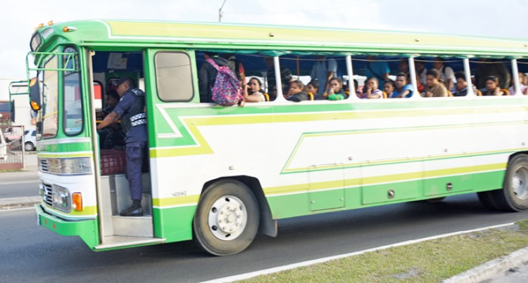 Bus Overloading Illegal, Say LTA