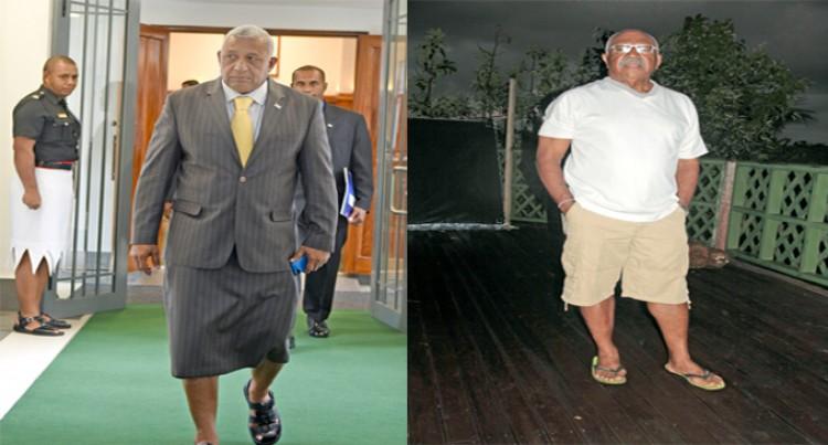 Bainimarama Vs Rabuka