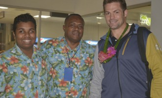 Players' Welfare Key: McCaw