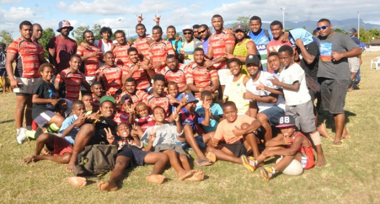 Dragons Top  Lautoka Contest