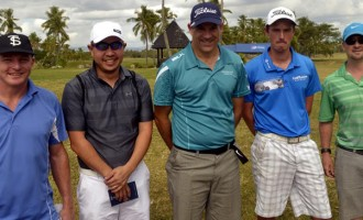 Top Guns for Starwood Golf Classic