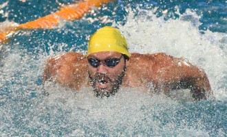 Pini On Track For Olympics