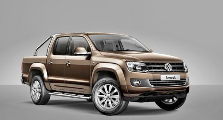 Try the VW Amarok To Conquer Any Terrain