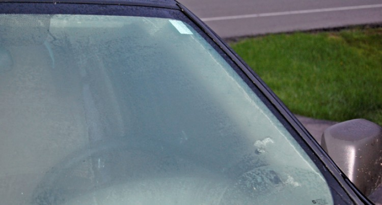 How To Remove Frost From Your Vehicle