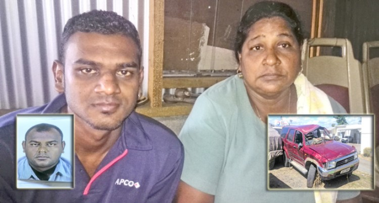 Son's Death Double  Blow For Ba Mother