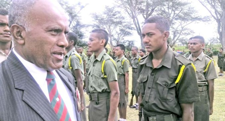Be An Example to Others, Says Tuitubou