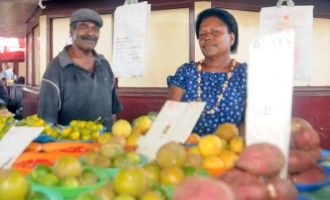 Market Vendor Explains Her Prices