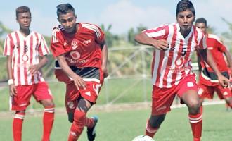 Vodafone U17 Battle Continues
