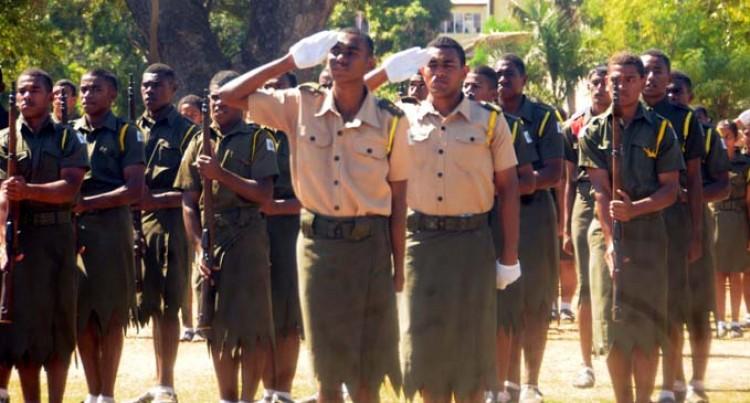 Naupoto Hails Natabua Cadets
