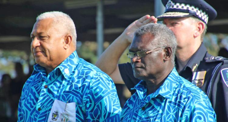 PIDF Journey Has Just Begun: Bainimarama