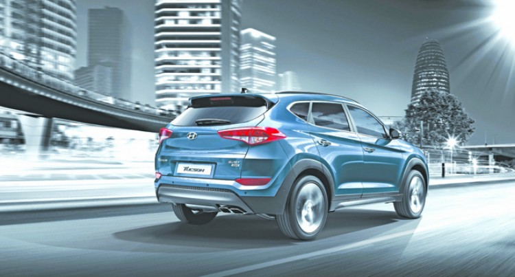 Hyundai Tucson Named One Of The Best Family Cars In Recent Awards