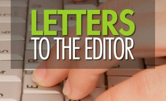 Letters To The Editor 3rd, January, 2017