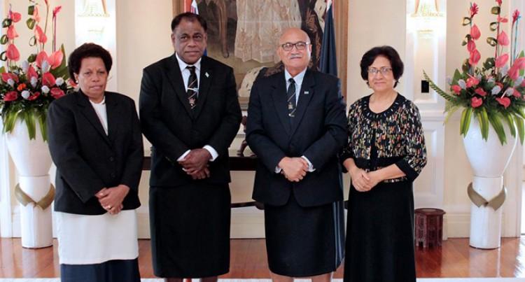 Gata Represents Fiji To Malaysia, Thailand