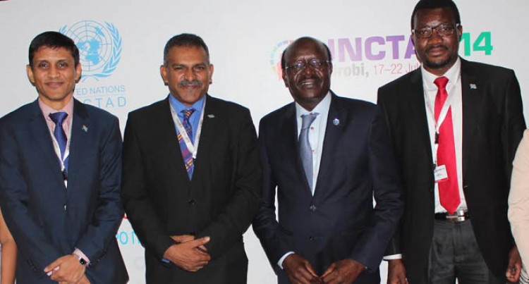 Fiji Meets  UNCTAD Secretary  General