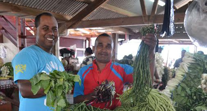 Dry Spell Affects Vegetables In Labasa Market