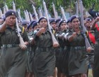 Xavier College Passing Out Parade