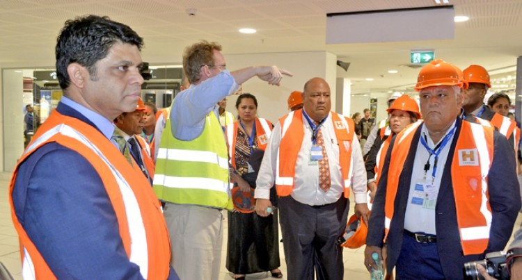 Pacific Island Ministers Praise Fiji Aviation