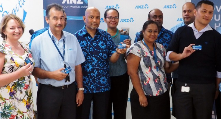 ANZ Launches Visa Debit Card