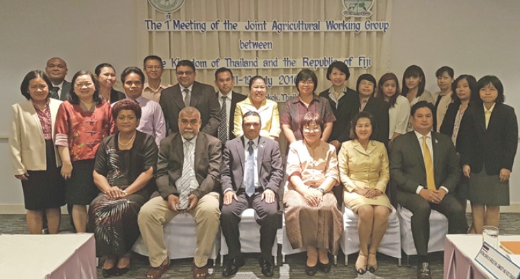 Agri Cooperation Talks With Thailand