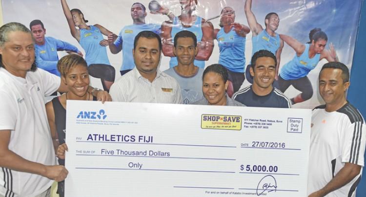 Shop N Save Backs Our Rio Athletes