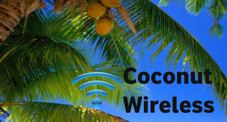 Coconut Wireless, 8th July 2016
