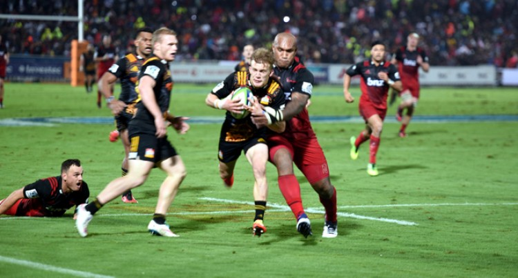 Chiefs At Home  In Suva