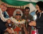 VIP Treat For Centenarian Nau Benina