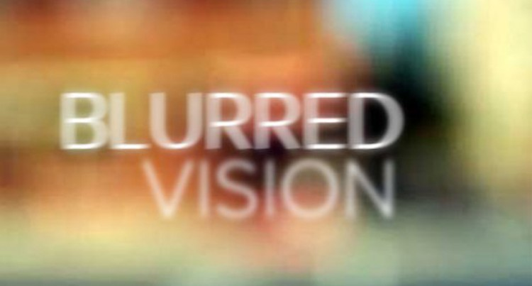 Blurred Vision Sees Blurred Lines
