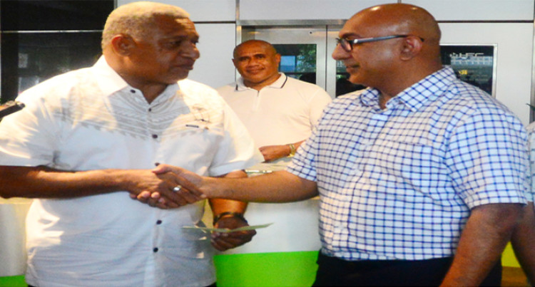PM Applauds Donation